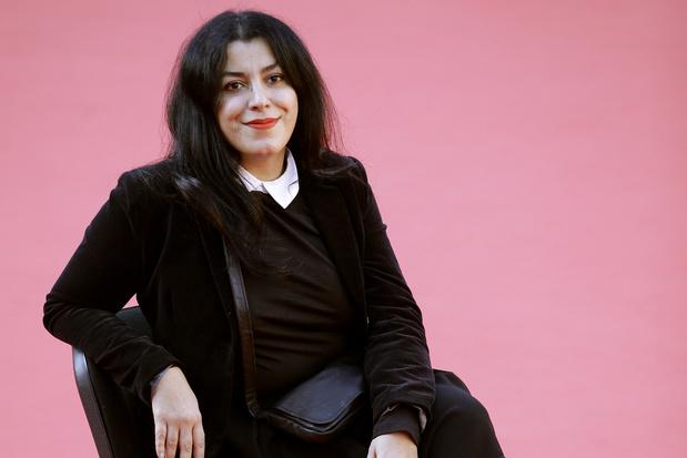 """Marjane Satrapi: """"C'est par nos actions en fait qu'on va être les égales des hommes"""""""