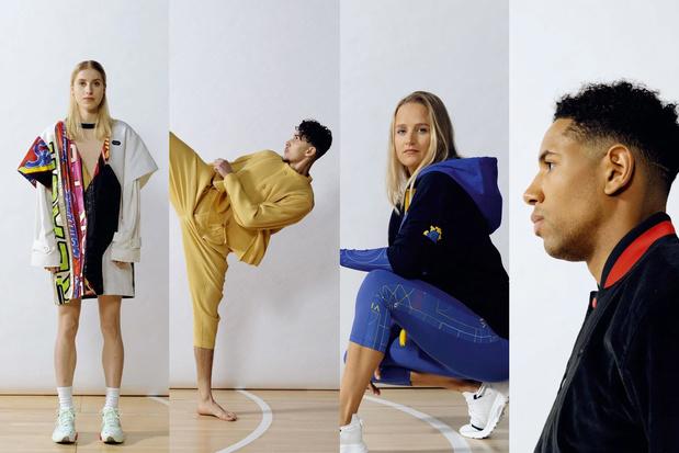 Rêve olympique: quatre jeunes en vue pour Tokyo se prêtent au jeu du shooting