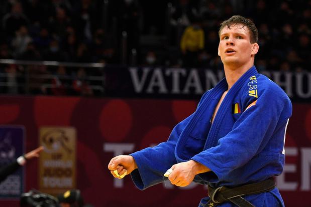 Matthias Casse is eerste Belgische wereldkampioen judo ooit bij de mannen