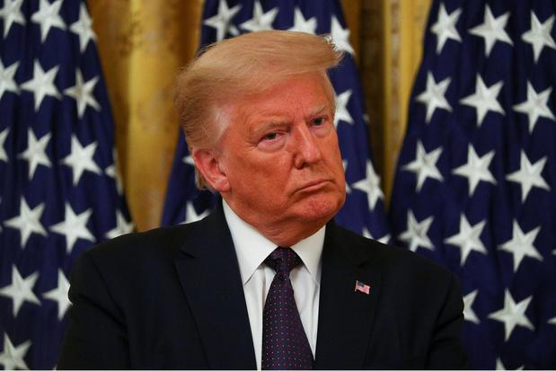 Trump balaie un nouveau sondage très défavorable