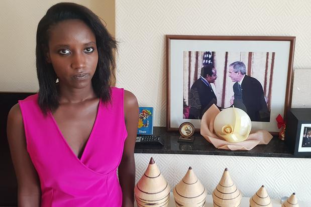 Le téléphone de la fille de Paul Rusesabagina a été ciblé par un logiciel espion