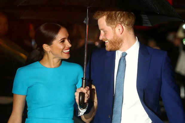 Le prince Harry et Meghan se lancent dans les podcasts, sur Spotify