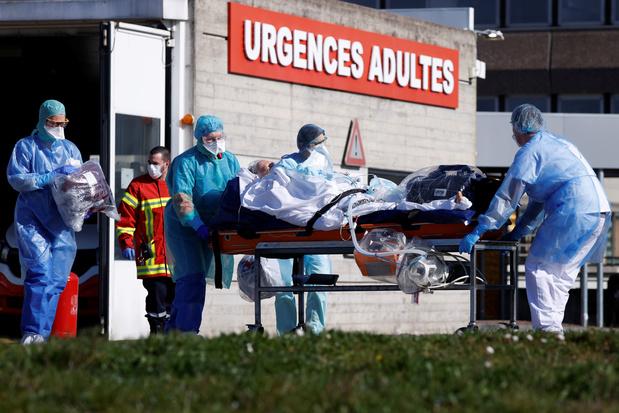 Coronavirus : 231 nouveaux décès en France, 1.331 morts au total à l'hôpital