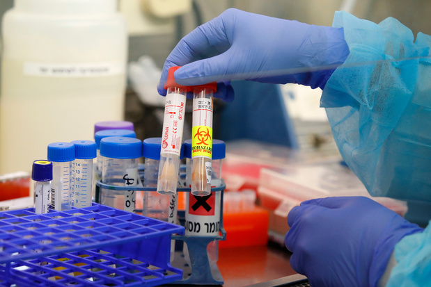 Coronavirus : une taskforce pour augmenter la capacité de la Belgique à effectuer des tests