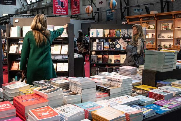 La Foire du Livre de Bruxelles s'adapte et s'étale dans la ville