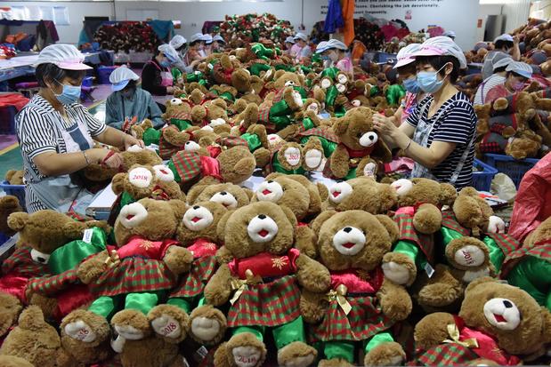Les fabricants de jouets souffrent aussi de la peur du coronavirus