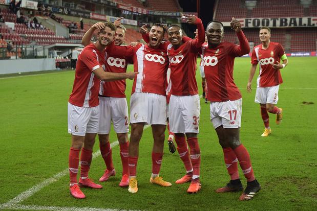 Le Standard accède à la phase de groupes d'Europa League après sa victoire sur Fehérvár