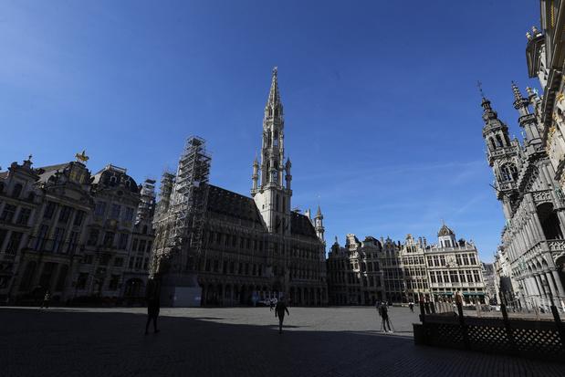 Mesures de distanciation sociale: Sanctions Administratives Communales et perception immédiate en vue à Bruxelles
