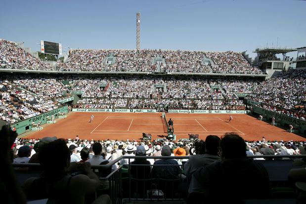 Roland-Garros accueillera 11.500 spectateurs par jour, au lieu des 20.000 habituellement