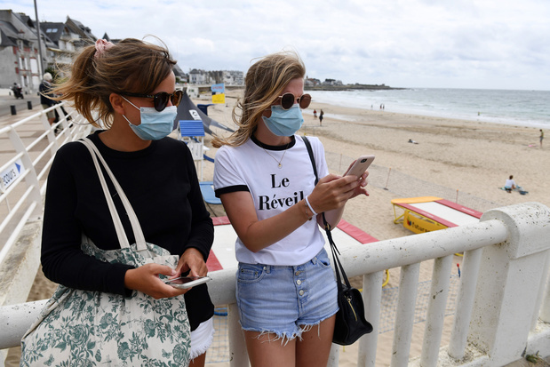 France: masque obligatoire et/ou plages fermées le soir dans certaines villes touristiques