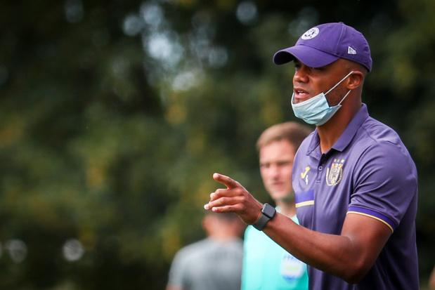 Vincent Kompany wordt coach van Anderlecht: 'RSCA is mijn prioriteit, boven het EK met de Rode Duivels'