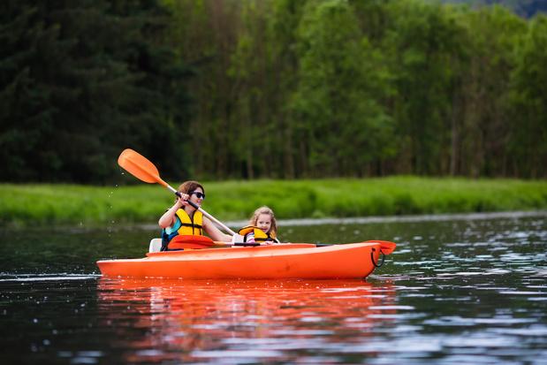 La descente de la Lesse en kayak à nouveau autorisée dès le 21 mai
