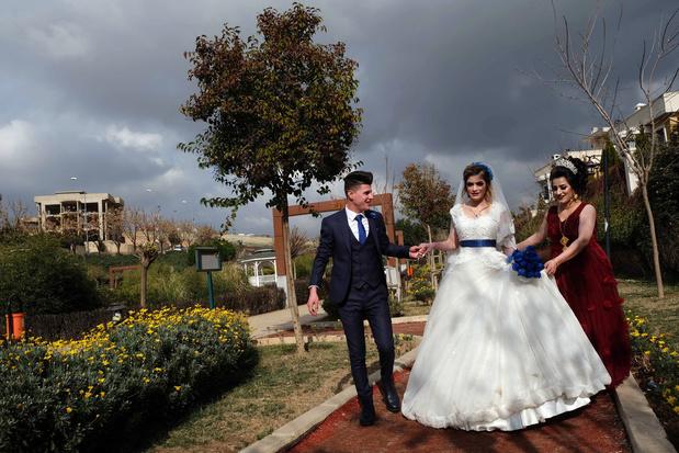 Au Moyen-Orient, l'amour triomphe parfois malgré les conflits