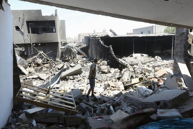 Un millier de morts en trois mois en Libye, l'ONU réclame un cessez-le-feu