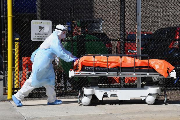 Coronavirus : 25% de mortalité dans un hôpital New Yorkais