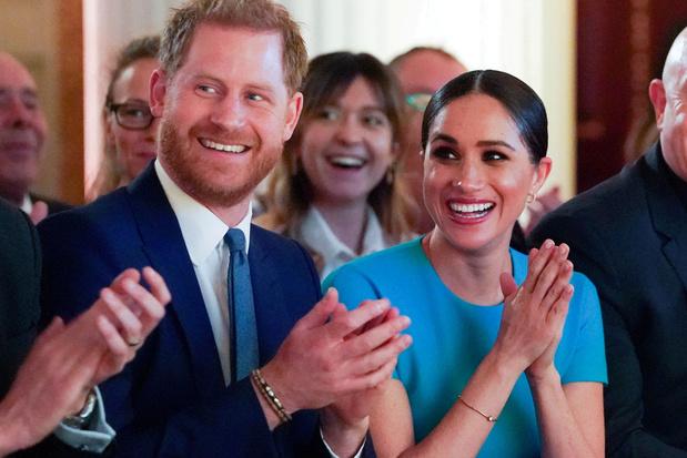 Harry et Meghan plus impopulaires que jamais au Royaume-Uni