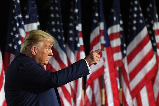 Donald Trump réagit à sa nomination au prix Norbel de la paix
