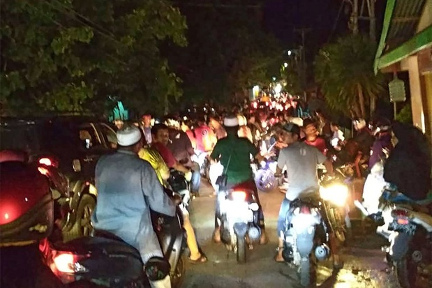 Indonésie: un séisme de magnitude 6,8 secoue l'île des Célèbes