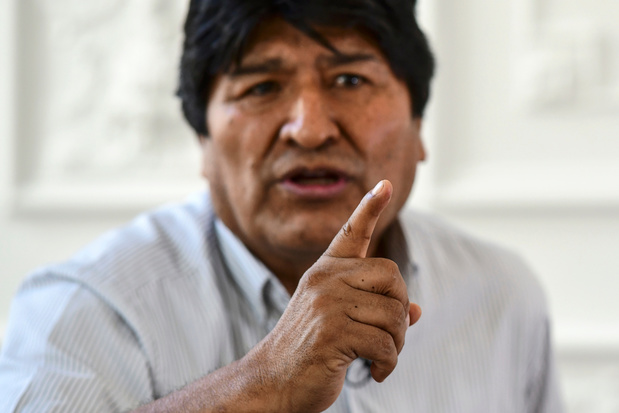 Morales veut créer des milices armées s'il rentre en Bolivie