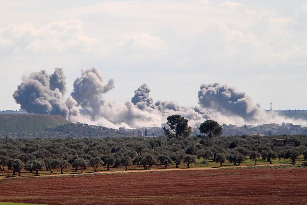 Plus de neuf ans de conflit en Syrie...