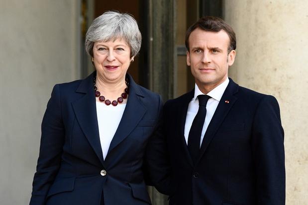 A Berlin et Paris, May plaide pour un report du Brexit; Tusk se montre ouvert