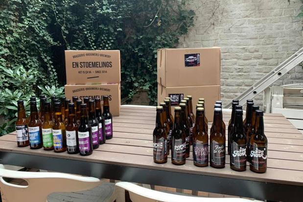 En manque de bière? Voici les brasseries artisanales bruxelloises qui vous livrent à domicile