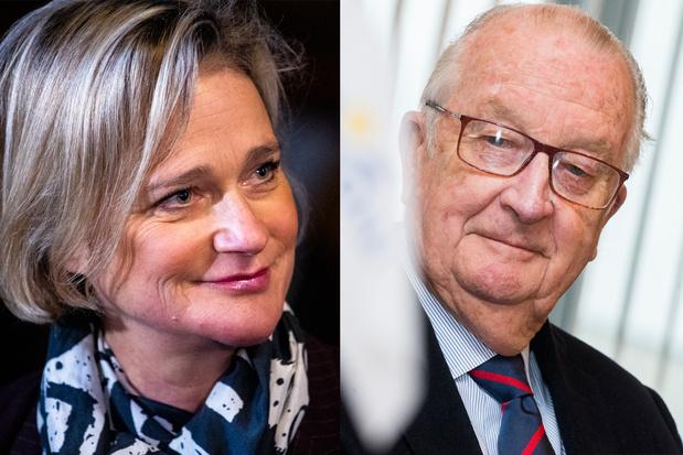 Albert II est bien le père de Delphine Boël — L'ADN a parlé