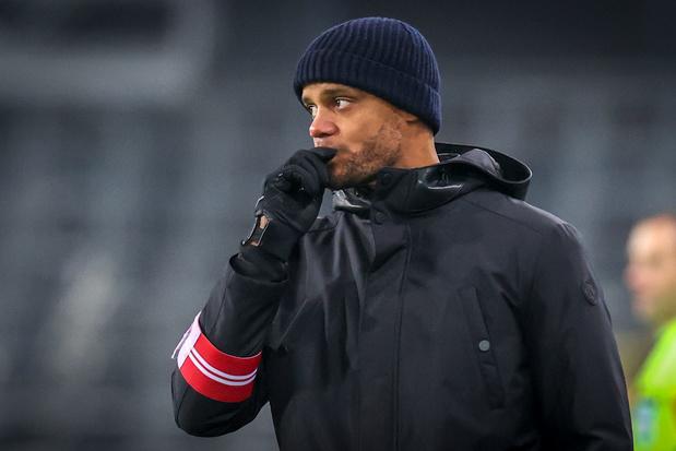 Vincent Kompany: 'De vergelijking met Guardiola irriteert mij een beetje'
