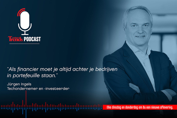 Trends Podcast: 'Er is dringend een reddingsplan nodig voor start-ups'