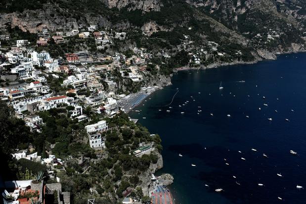Sur les côtés italiennes, le tourisme en berne permet à la nature de reprendre ses droits, mais pour combien de temps?