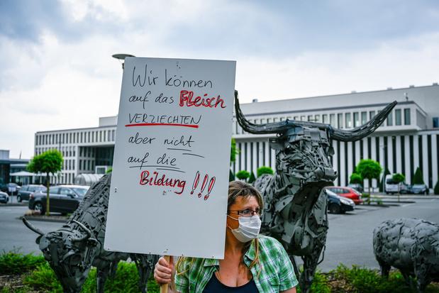 Allemagne: 770 nouveaux cas de coronavirus, le plus haut bilan depuis un mois