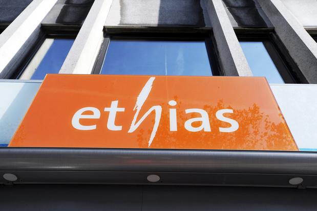 Ethias: une croissance assez tonique