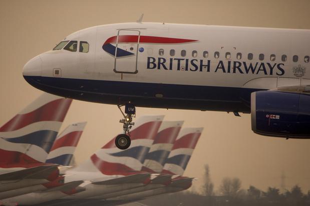 British Airways annonce la suspension immédiate de tous ses vols vers la Chine