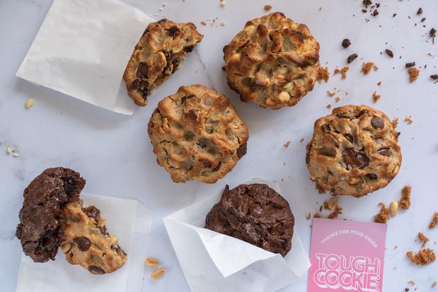 Tough Cookie, les cookies bruxellois qui feront fondre même les plus durs à cuire