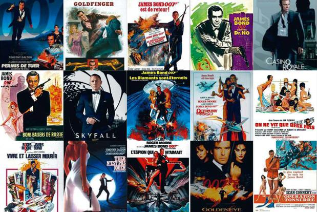 Le top 15 des meilleurs films de James Bond