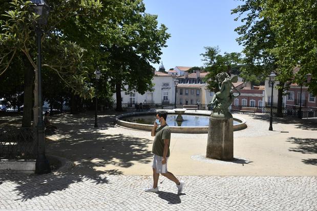 Les Affaires étrangères affinent les zones interdites : le Portugal en vert, Lisbonne quitte le rouge