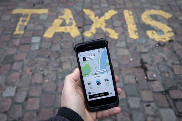 Uber souhaite que Bruxelles ne touche pas trop aux contrats 'flex'
