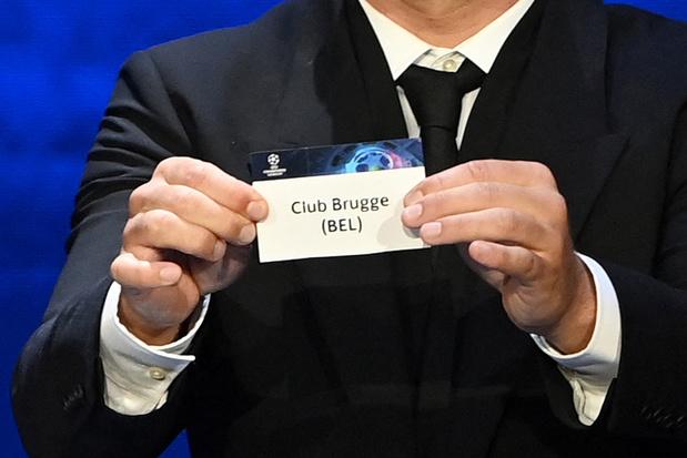 Na de CL-loting van Club Brugge: het wordt sterren kijken (en zien) op Jan Breydel