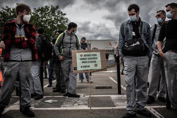 Les dégâts du coronavirus sur l'emploi en Europe