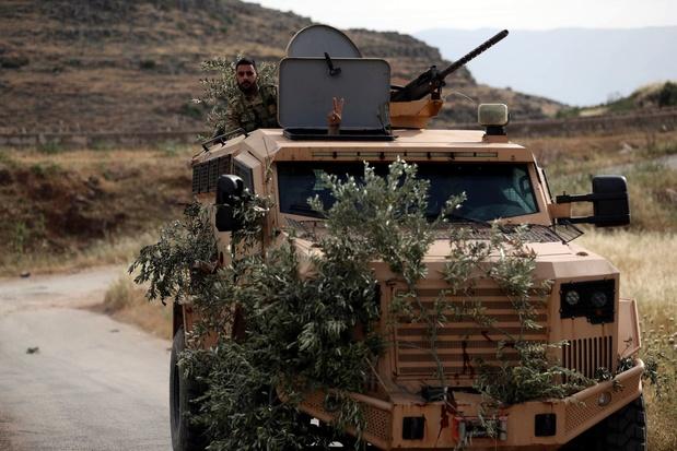 Syrie: 44 morts dans des affrontements entre djihadistes et régime