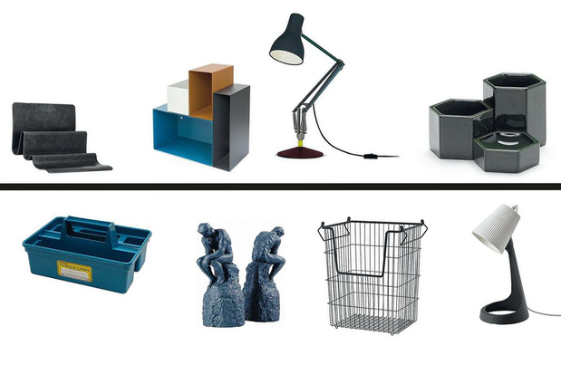 Shopping: notre sélection design, pour une rentrée organisée