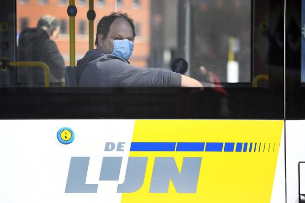 Covid: le gouvernement flamand prend encore diverses mesures