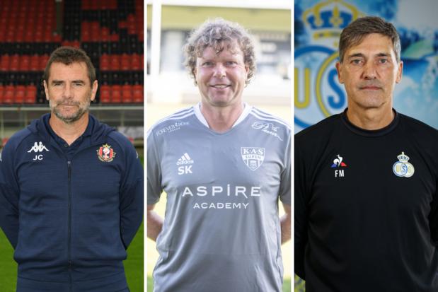 Pro League: votez pour le coach du mois d'août