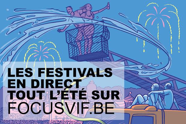 Les festivals en direct