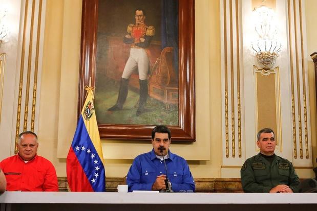 Venezuela: le pouvoir va lever l'immunité des députés qui ont soutenu le soulèvement raté