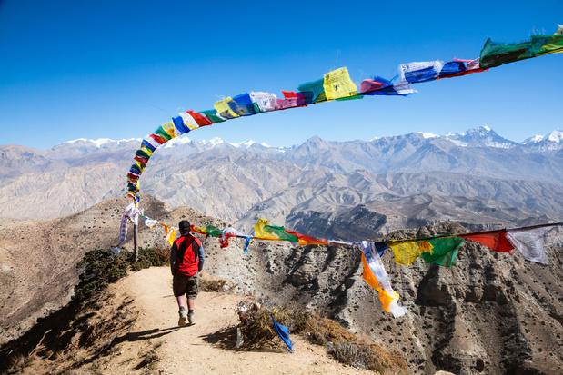 Le Népal veut séduire les touristes belges