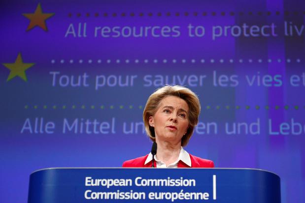 La Commission européenne va présenter une stratégie de sortie coordonnée du confinement