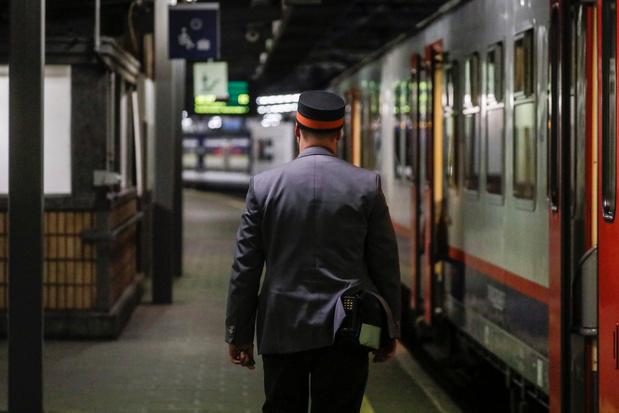 La ponctualité sur le rail a progressé l'année dernière