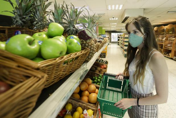 Le port du masque sera obligatoire dans les magasins dès ce samedi