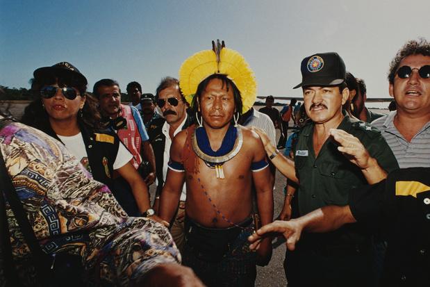 Décès du leader indigène amazonien Paiakan du coronavirus